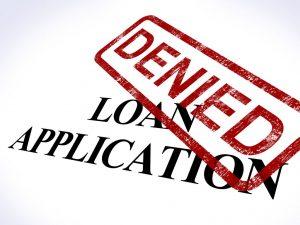 Wniosek o pożyczkę nie zawsze musi zostać zaakceptowany